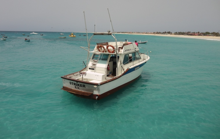 Taxi and charter vehicles on Cape Verde Islands