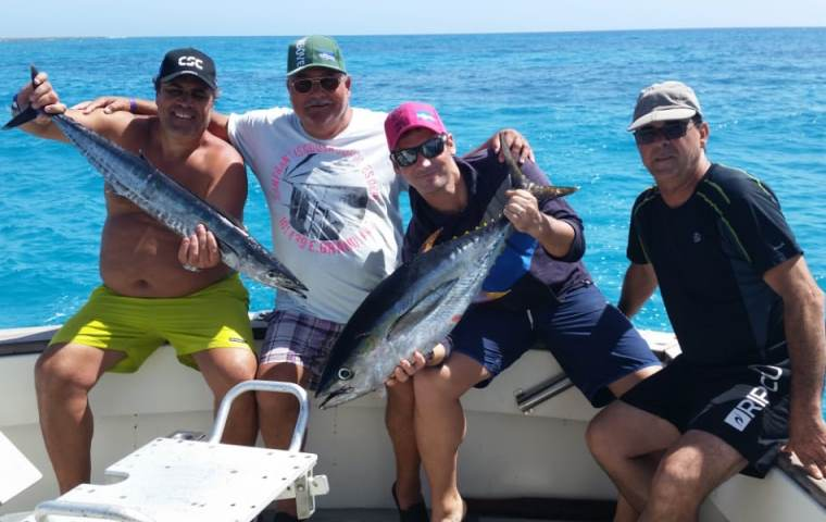 Deep Sea Fishing with SMFC - Sal Island
