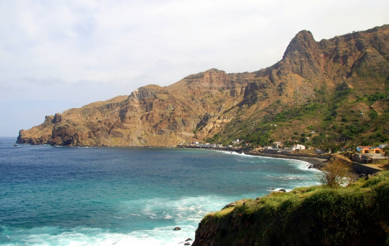 images and info on Brava Island Cape Verde